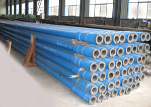 AISI 4145H Heavy Weight Drill Pipe 114.3*9.3mm NC46 21.45mm