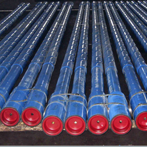 AISI 4145H Heavy Weight Drill Pipe 127*9.3mm NC50 25.4mm