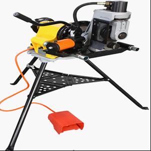 Hydraulic Roll Groover, 2-12 Inch, SCH10-SCH40, 53 Kg