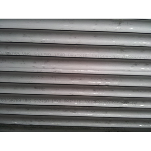 6 Meter Seamless Tube, ASTM A790 S32750, 0.084 Inch, 1 Inch