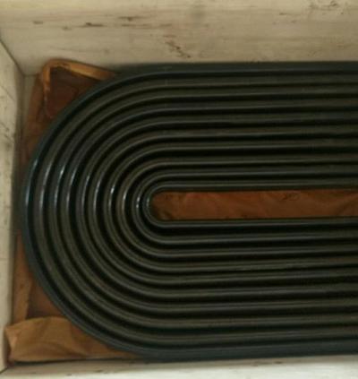 A213 T9 U Tube, Seamless, OD 19.05 x L 12500 x WT 2.1mm, Plain End