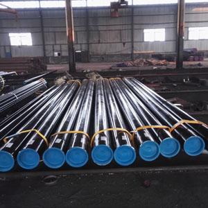 ASTM A106 Gr.B/A53 Gr.B/API 5L Gr.B Seamless Pipe, SCH 40
