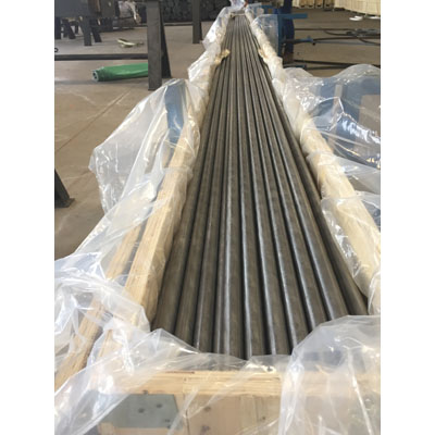 ASTM A179 Seamless Steel Tube, 1 Inch, WT 2.77mm, L 9.144m