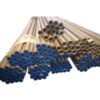 换热器管,ASTM A213 S30815,无缝,用塑料盖