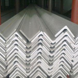 不锈钢304角钢,40X40 MM,5层毫米的厚度,L:6000 MM