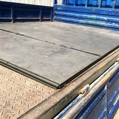 ASTM A283 Gr.C碳钢板,金属薄板,1800 x 2400 x 8毫米