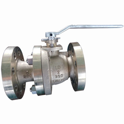 UNS C95500 Ball Valve, Full Bore, Bolted Bonnet, PTFE Seat, 2IN