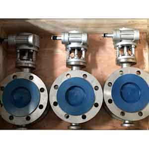 SS304 Butterfly Valve, 4 Inch, 125mm