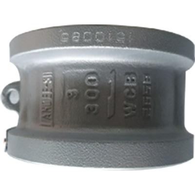 API 594夹式止回阀,ASTM A216 WCB,3英寸,300级LB,RF