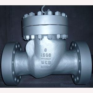 ASTM A216 WCB Check Valve, DN 200, PN 250, BS 1868