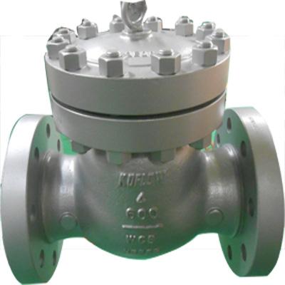 bs1868旋启式止回阀,ASTM A216 WCB, RF, 4英寸,600磅