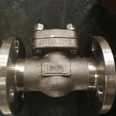 Monel 400旋启式止回阀,1英寸,等级150,bs1868法兰端部