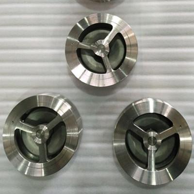 圆片型止回阀,ASTM A182 F304阀体和阀内件,DN150, 150级