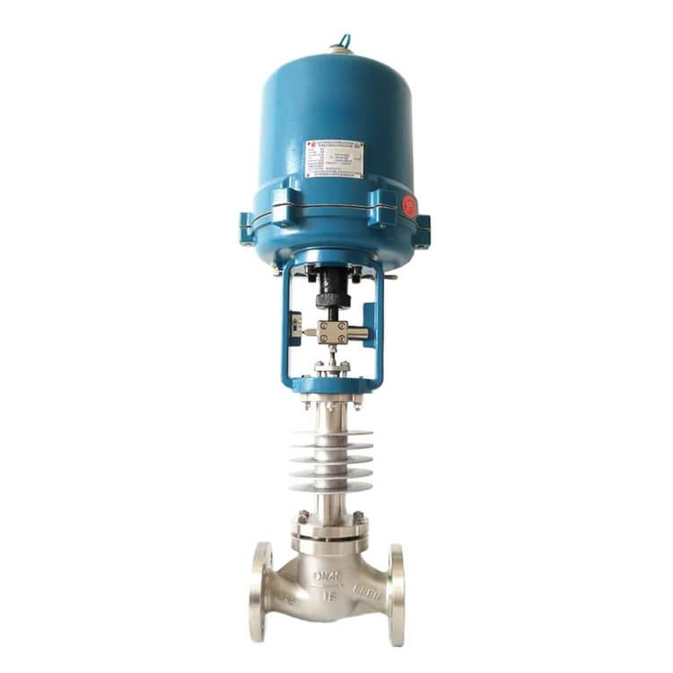 电气高温蒸汽截止阀控制阀DN20-DN300