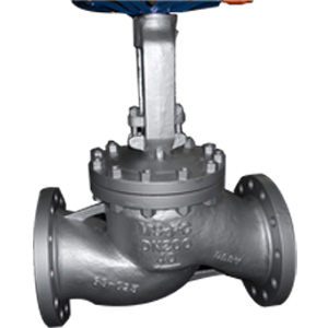 GS-C25 Globe Valve, PN40, DN200, Flanged Ends