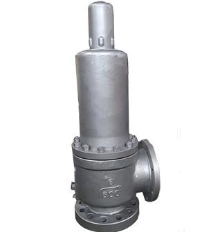 ASTM A216 WCB安全阀,进口6英寸600磅,出口8英寸150磅