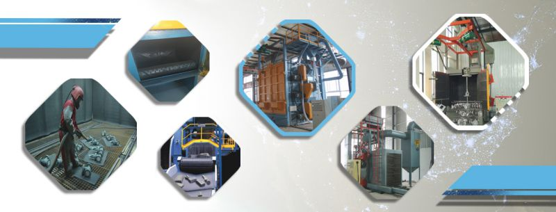 JX Blast has the full range of surface preparation machines.