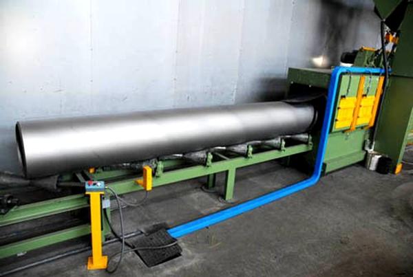 Maintenance Methods of Shot Blasting Machine for Steel Pipe Inner Wall