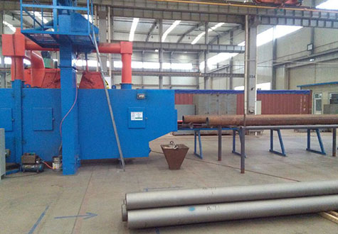 Operating Considerations for Steel Pipe Shot Blasting Machine