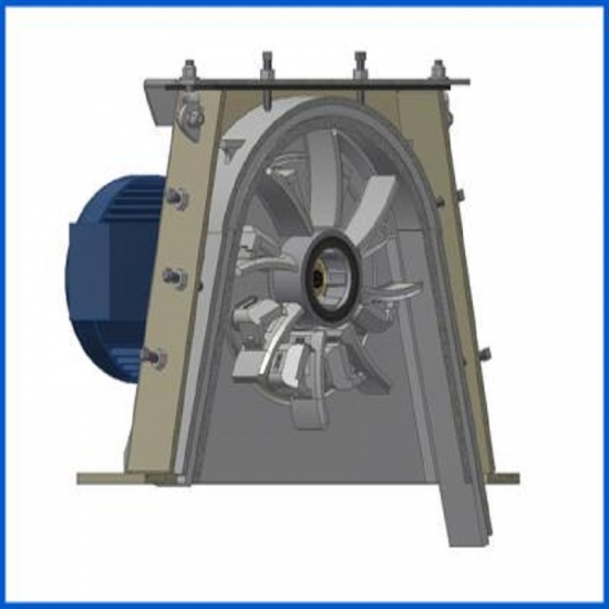 Pass-Through Monorail Shot Blasting Machine Details