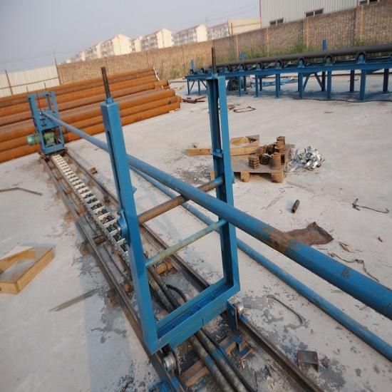 Internal Steel Tube Shot Blasting Machine, Surface Preparation
