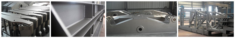 Roller Conveyor Shot Blasting Machine Details