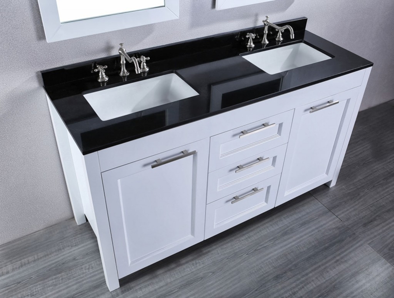 Bathroom VanityTops China ALPS Stone - Cheap white bathroom vanity