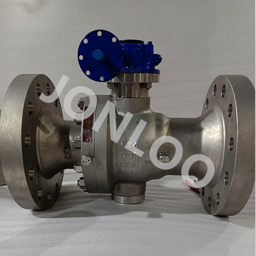 Ball Valve with Reduced Bore 6