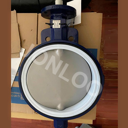 Keystone Figure 990 and 920 Resilient Seated Butterfly Valves