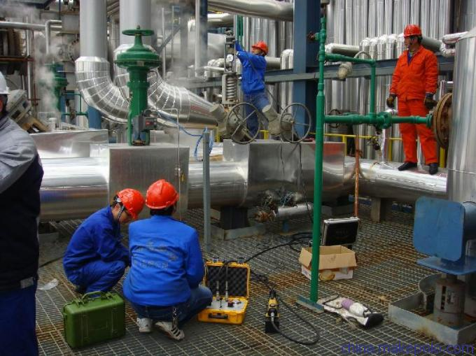 Maintenance of Valves in Operation