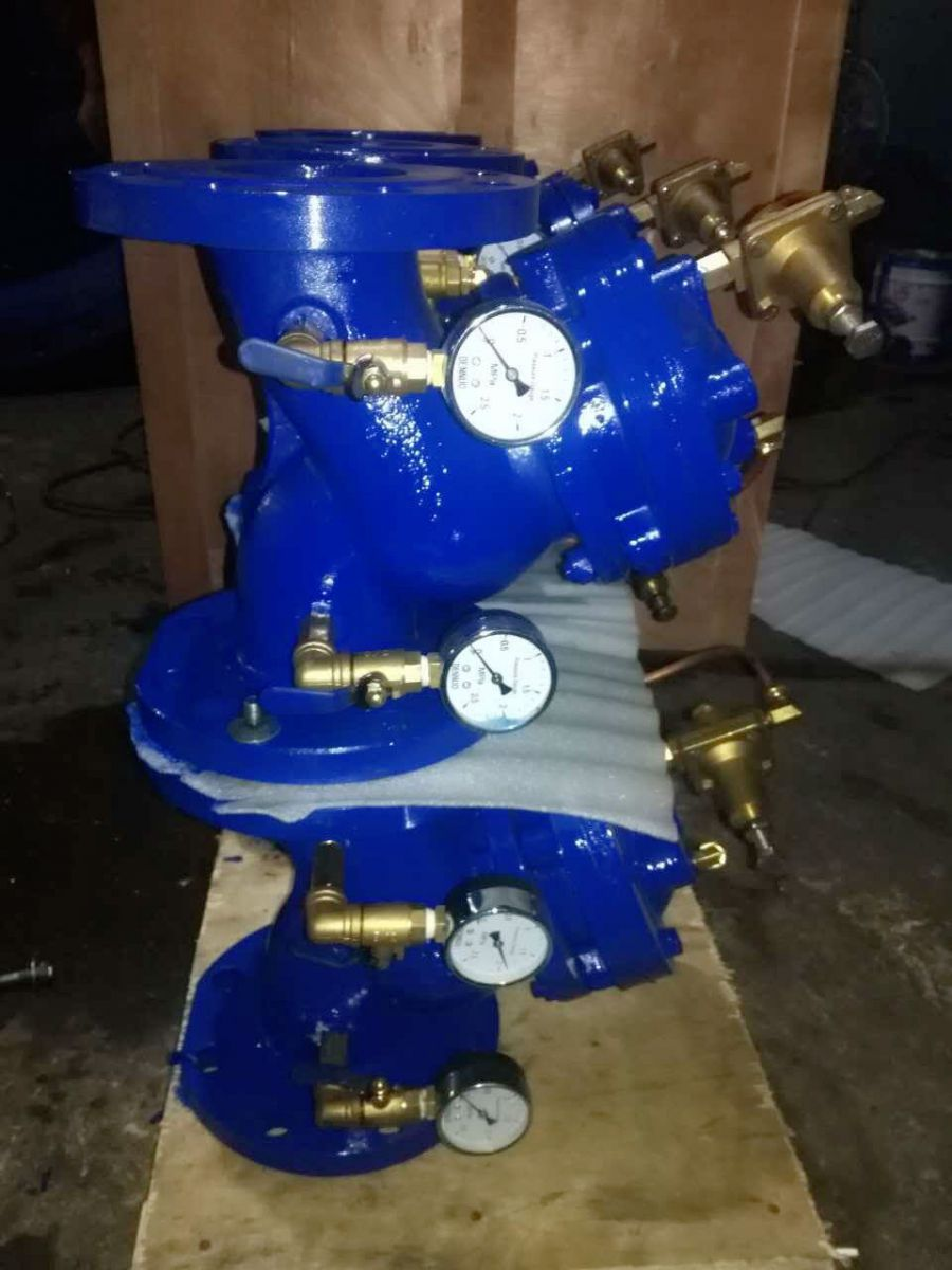 JONLOO Pressure Reducing Valves are ready for dispatching