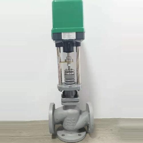RTK Motorized control valves Three-way Design