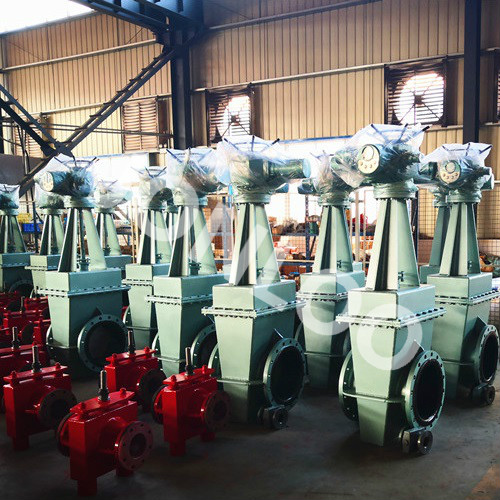 Rubber Lined Gate Valve