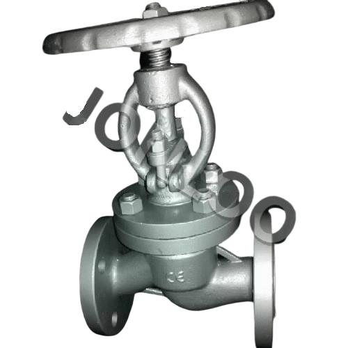 Small Globe Valve A216 WCB Material RF Handwheel
