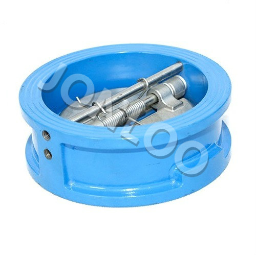 Wafer Type Dual Plate Cast Iron Check Valve