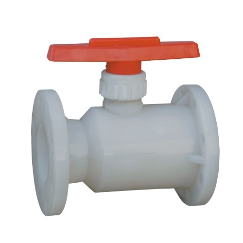 Best Quality FRPP Flanged Ball Valve