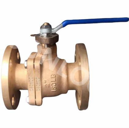 Bronze masaladesi\  B62-C83600  Full port 2 INCH 150 LB