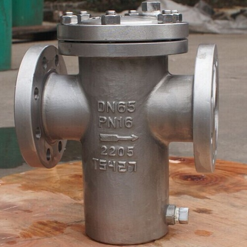 Threaded Y Strainer Y Filter 1 Inch 800psi A351 Cf8m