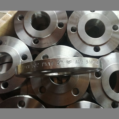DIN 2502 Flange 2 Inch PN 16 A105 Raised Face