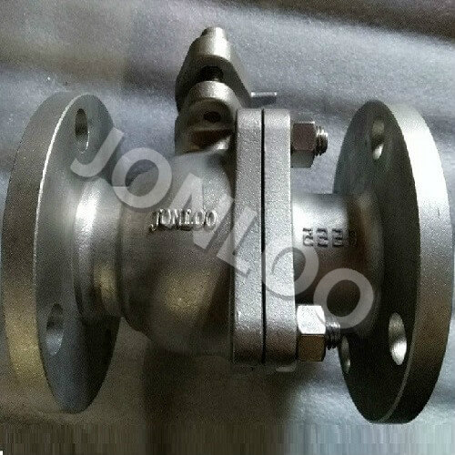 Flanged 2-Piece SS masaladesi\ for Industrial Systems