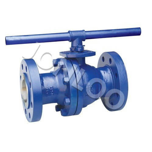 Flanged masaladesi\ with lever 4 inch 300 LB