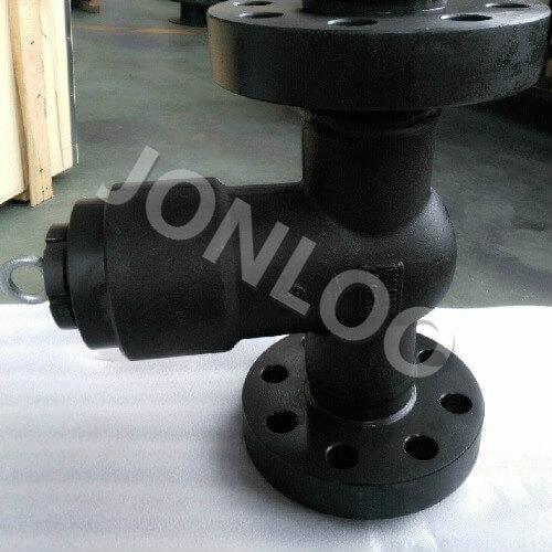 Forged Swing Check Valve Pressure Seal Bonnet Flange ends DN50 PN250