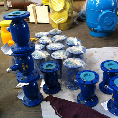 Gost Standard Full Welded Ball Valve For Heating Supply
