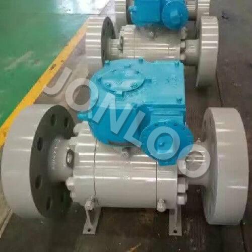 High Pressure Flanged xxx nxnn 3 inch 900LB A105 API6D