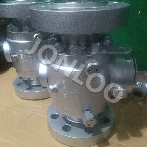 Reduced Bore masaladesi\ Trunnion Mounted A105 2 Inch 1500 LB