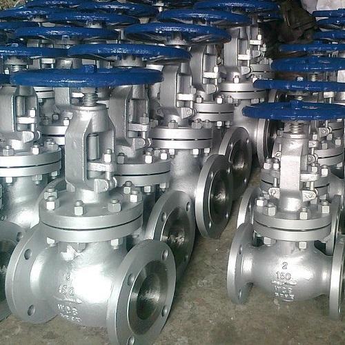 Stainless Steel Globe Valve 2 Inch 150 LB CF8M API 600