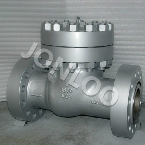 Swing Check Valve 6inch 1500LB Bolted Bonnet