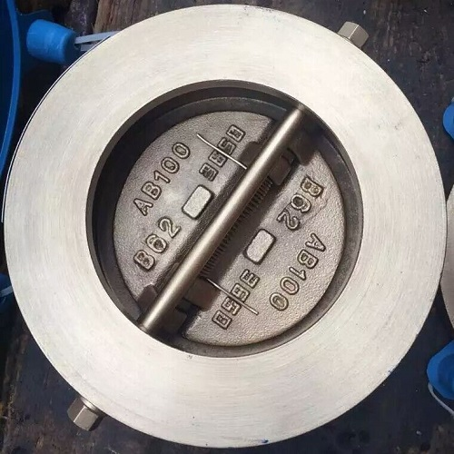 JONLOO Wafer Type Dual Plate Check Valve