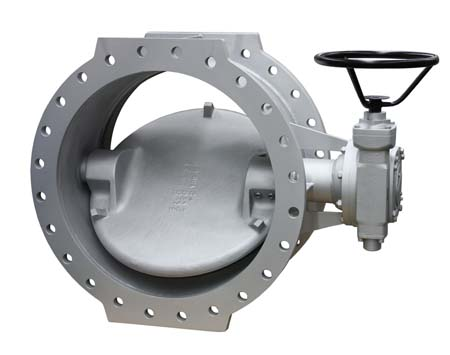 What is the difference between metal seated butterfly valve and resilient seated butterfly valve