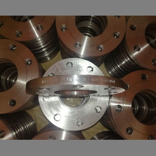 A105 Flange 3 Inch PN 16 Raised Face DIN 2502